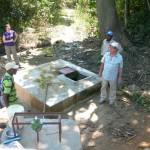 Observation puits de la ravine Roseau